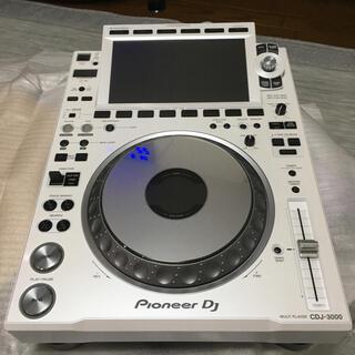 パイオニア(Pioneer)のPioneer DJ プロフッショナルDJマルチプレーヤー CDJ-3000W(DJコントローラー)