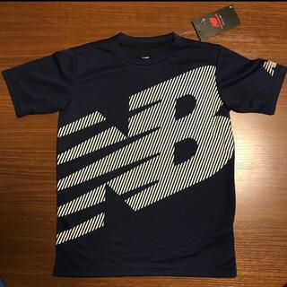 ニューバランス(New Balance)の【値下げしました】ニューバランス Tシャツ 130cm 新品未使用(Tシャツ/カットソー)