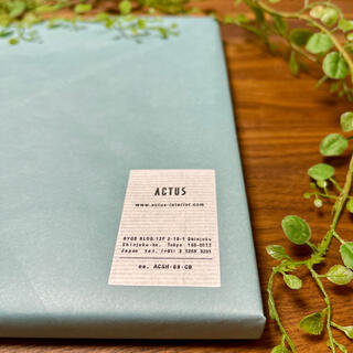 アクタス(ACTUS)のACTUS/アクタス カタログギフト アーバンレッド 未使用包装済み (その他)