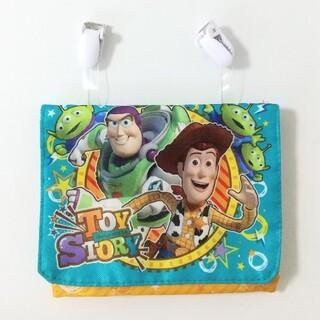 ディズニー(Disney)の移動ポケット マルチポケット ハンカチ入れ  ディズニー トイストーリー(ポシェット)