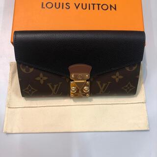 ルイヴィトン(LOUIS VUITTON)のルイヴィトン『モノグラム ポルトフォイユ パラス』M58415(財布)