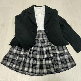 ミキハウス(mikihouse)のフォーマル 入学式 卒園式 ミキハウス CHOPIN(ドレス/フォーマル)