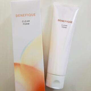 ベネフィーク(BENEFIQUE)の新スキンケア「ベネフィーク」洗顔(洗顔料)