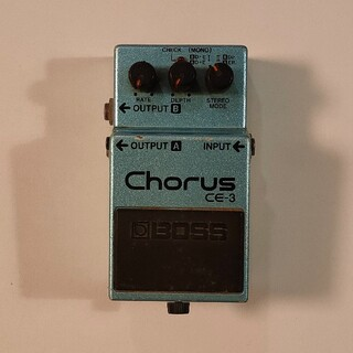 ボス(BOSS)のBOSS CE-3 ギターエフェクター(エフェクター)