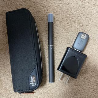 プルームテック(PloomTECH)のプルームテック 本体 充電器 ケース セット(タバコグッズ)