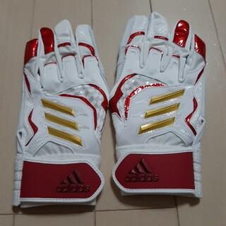 アディダス(adidas)のADIDAS バッティンググローブ Oサイズ アディダス(グローブ)
