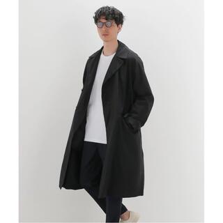 テアトラ teatora デバイスコート Packable  1 ブラック美品(ステンカラーコート)