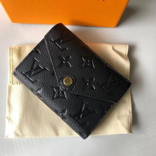 ルイヴィトン(LOUIS VUITTON)のポルトフォイユ・ヴィクトリーヌm64060(財布)