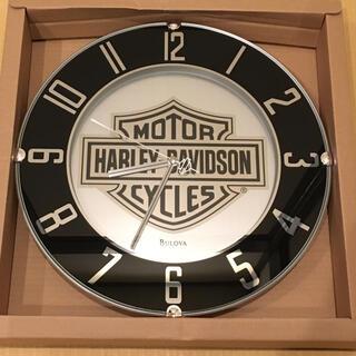 ハーレーダビッドソン(Harley Davidson)のHARLEY-DAVIDSON 掛時計(掛時計/柱時計)