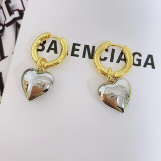 バレンシアガ(Balenciaga)のBALENCAGA ピアス(ピアス)