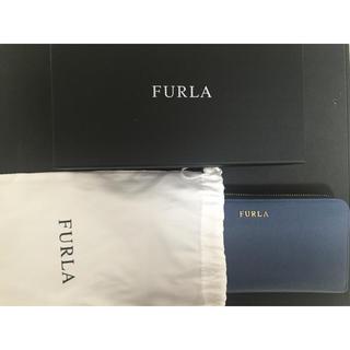 フルラ(Furla)のFURLA フルラ 長財布 L字 ファスナー(箱付き)(長財布)