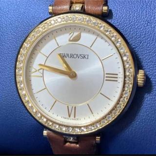 SWAROVSKI - 【美品】Swarovski 腕時計