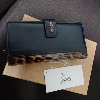 クリスチャンルブタン(Christian Louboutin)の本日限定価格 ルブタン 長財布 ウォレット レディース(長財布)