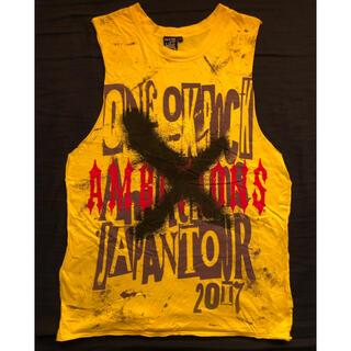 ワンオクロック(ONE OK ROCK)のワンオク タンクトップ(ミュージシャン)