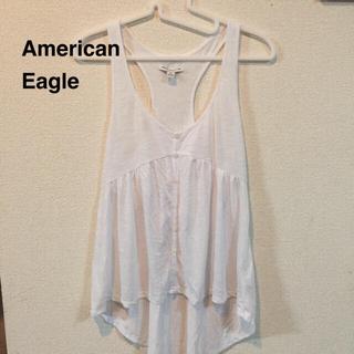 アメリカンイーグル(American Eagle)のアメリカンイーグルアシンメトリータンクトップ(タンクトップ)