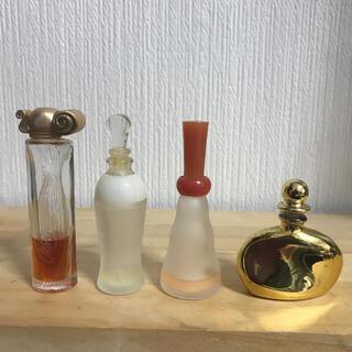 シセイドウ(SHISEIDO (資生堂))の資生堂 廃盤 香水 セット(香水(女性用))