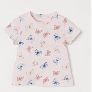 エイチアンドエム(H&M)の新品★ 半袖シャツ 100サイズ(Tシャツ/カットソー)