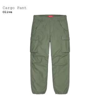 シュプリーム(Supreme)の2021SS Supreme Cargo Pant Olive 36 XL(ワークパンツ/カーゴパンツ)