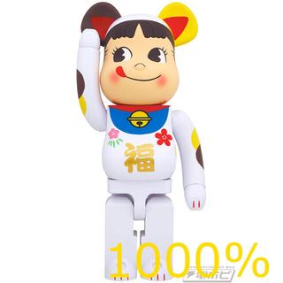 メディコムトイ(MEDICOM TOY)の【n°5様専用】BE@RBRICK 招き猫 ペコちゃん 福 1000%(その他)