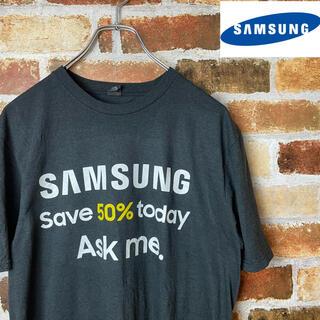 SAMSUNG サムスン Tシャツ USA製 メンズMサイズ相当