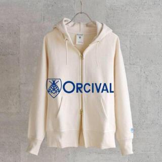オーシバル(ORCIVAL)のORCIVAL オーシバル パーカー(パーカー)