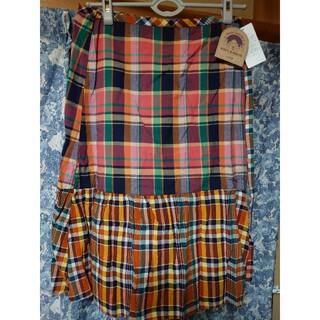 コーエン(coen)のcoen巻きスカート(ひざ丈スカート)