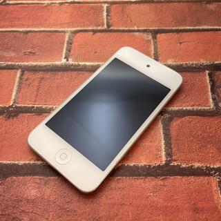 アイポッドタッチ(iPod touch)のiPod touch 第4世代 A1367  32GB  ホワイト (ポータブルプレーヤー)
