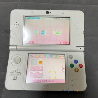 ニンテンドウ(任天堂)のさらにお値下げ❗️new 3ds 本体 (携帯用ゲームソフト)