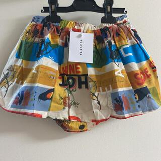 Caramel baby&child  - wolf&rita ウルフアンドリタ120.130♡カラフルなスカートパンツ
