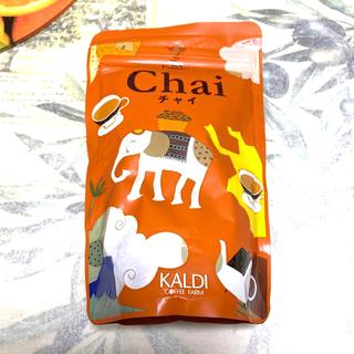 KALDI カルディ とっても濃厚なミルクティーです! Chai チャイ 1袋(茶)