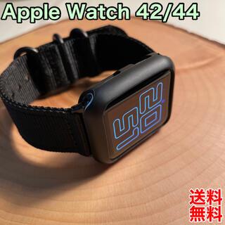 Apple Watch - ★期間限定★【高品質】NATO ナイロンベルト バンド42/44  Apple