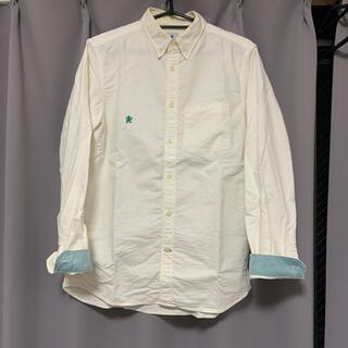 アールニューボールド(R.NEWBOLD)のGW限定値下げ! R.NEWBOLD ワンポイントシャツ(シャツ)