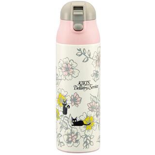 ジブリ(ジブリ)の500ml 保温 保冷 ステンレス 水筒 ジジ エレガンス 魔女の宅急便 ジブリ(水筒)