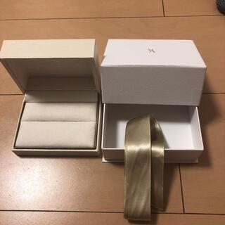 ヴァンドームアオヤマ(Vendome Aoyama)のヴァンドーム青山 結婚指輪 ケース アクセサリーケース(その他)