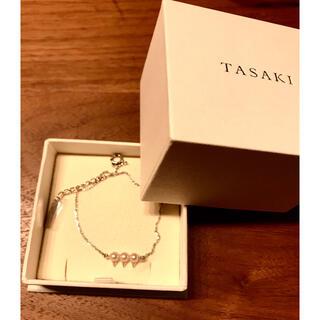 タサキ(TASAKI)のTASAKI  ノベルティパールブレスレット(ブレスレット/バングル)