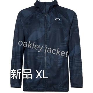 オークリー(Oakley)の【新品XL】OAKLEY ジャケット(ウエア)