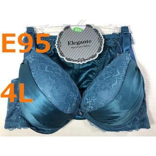 【E95/4L】ブラ・ショーツセット★複数個値引き★Eカップ 042701 1(ブラ&ショーツセット)