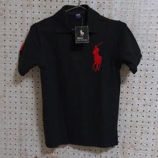 新品ポロシャツ   150-155cm(Tシャツ/カットソー)