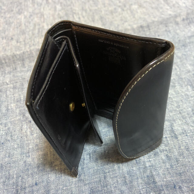 WHITEHOUSE COX(ホワイトハウスコックス)のホワイトハウスコックス 三つ折り 財布 メンズのファッション小物(折り財布)の商品写真
