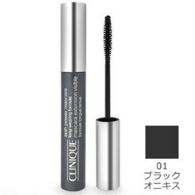 CLINIQUE(クリニーク)の並行輸入 CLINIQUE ラッシュパワーマスカラ ブラックオニキス 6ml コスメ/美容のベースメイク/化粧品(マスカラ)の商品写真