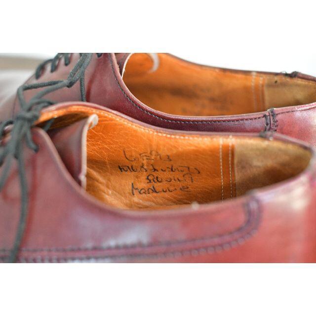 Church's(チャーチ)のold church's 3都市 60E 24〜24.5cm メンズの靴/シューズ(ドレス/ビジネス)の商品写真