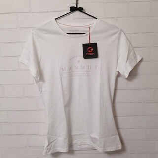Mammut - 【新品】Mammut W's Seile T-Shirt アジアM オフホワイト