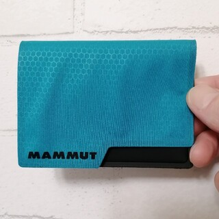 Mammut - 【新品】MAMMUT Smart Wallet Ultralight 水色