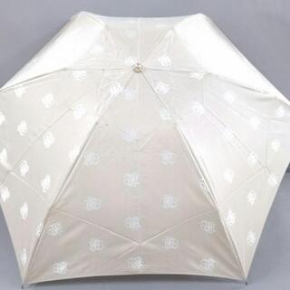 ラルフローレン(Ralph Lauren)のラルフローレン - ベージュ×アイボリー(傘)