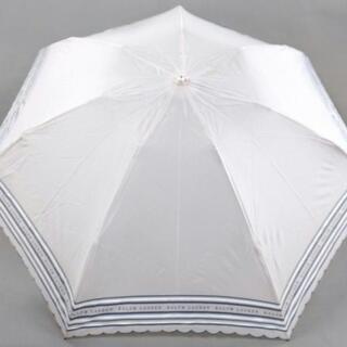 ラルフローレン(Ralph Lauren)のラルフローレン美品  - 化学繊維×金属素材(傘)