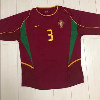 ナイキ(NIKE)のTシャツ ナイキ ゲームシャツ ポルトガル L シャツ 速乾 ユニフォーム(シャツ)