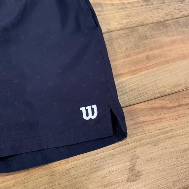 wilson(ウィルソン)のテニス バドミントン ウェア パンツ Wilson スポーツ/アウトドアのテニス(ウェア)の商品写真