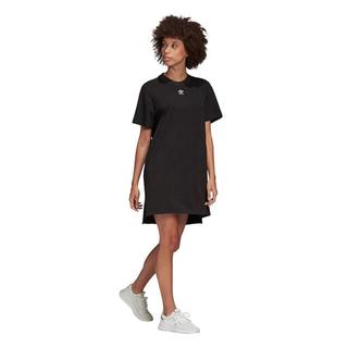 アディダス(adidas)の新品未使用 アディダス ワンピース 半袖 Tシャツ ワンピ M(ひざ丈ワンピース)