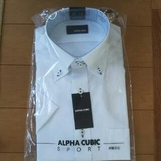 アルファキュービック(ALPHA CUBIC)のアルファキュービックワイシャツ半袖(シャツ)