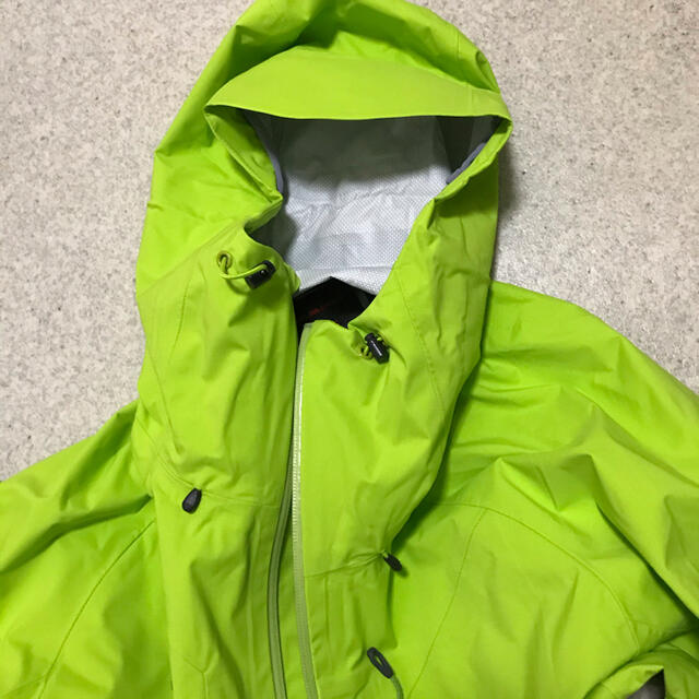 Mammut(マムート)の新品 メンズXLサイズ マムート Kento HS Hooded Jacket スポーツ/アウトドアのアウトドア(登山用品)の商品写真